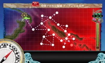 艦これ E3海域 輸送マップ