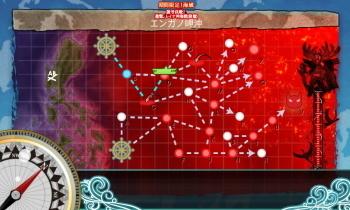 艦これ E7マップ4