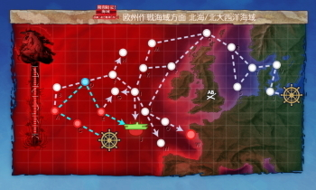艦これ E5 第2戦力ゲージ出現