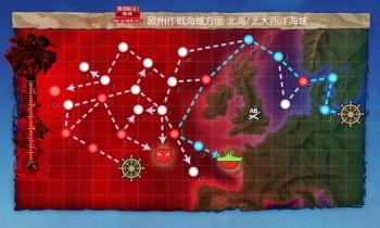 艦これ E5海域 第3戦力ゲージ出現